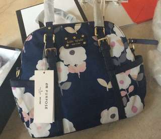 Kate spade 2 way authentic bags