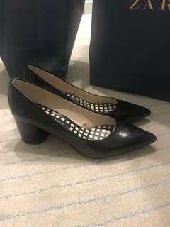 Zara heels/pumps number 37