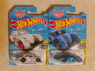 Hotwheels VW Kafer Racer