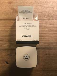 Chanel Les Beiges Touche de Teint SPF 25 No. 30