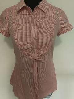 Regatta pink top