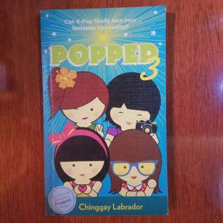 KPOP Books - Popped