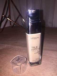 L'Oréal Paris- True Match Foundation