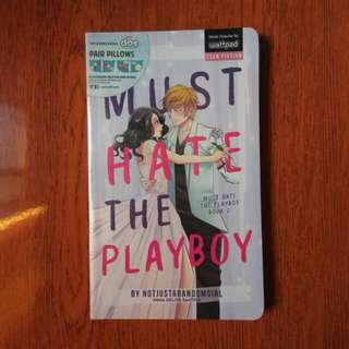 Wattpad Books - Must Hate the Playboy