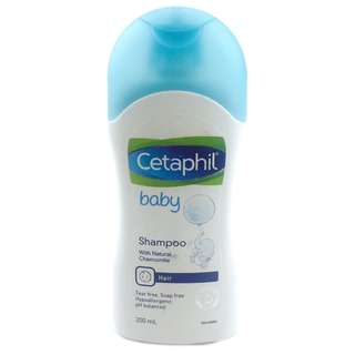 Cetaphil Baby Shampoo with Natural Chamomile 200ml