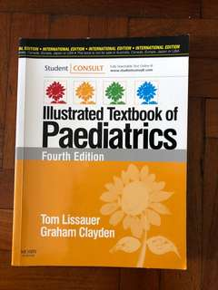 Illustrates Textbook of Paediatric (4th ed) by Tom Lissauer and Graham Clayden
