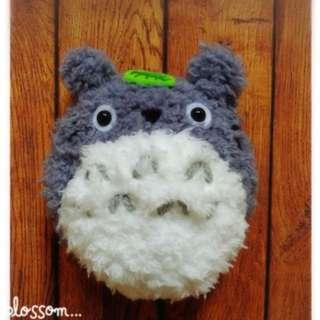 Fuzzy Totoro Tamagotchi Cover Case