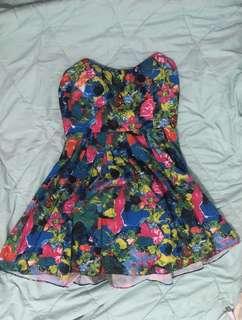 Mini dress from Bangkok