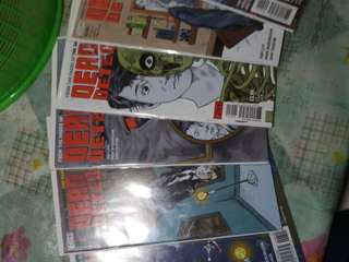 Dead Boy Detective #1-6