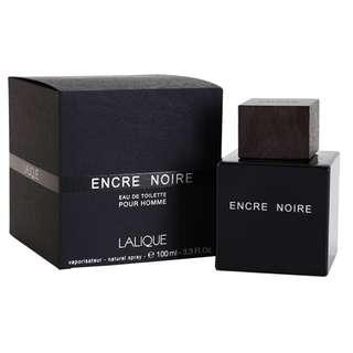Lalique Encre Noire EDT For Men (100ml/200ml) Black