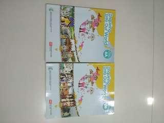 P6 Social Studies Textbooks 6A/6B