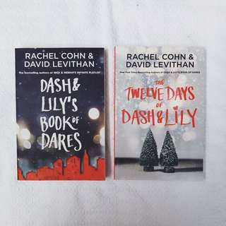 Dash And Lily (2 books)