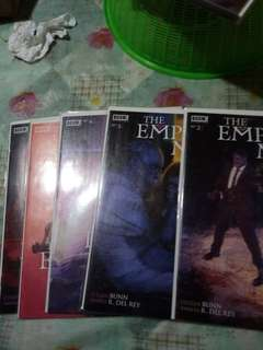 The Empty Man #1-6