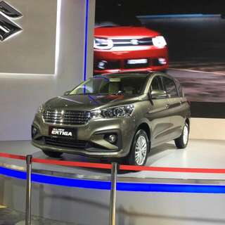 Ready All New Ertiga