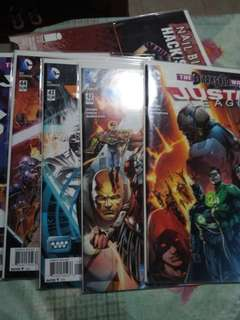 Justice League (The Darkseid War) #1-5