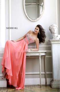 Sherri Hill formal dress