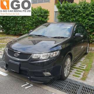 Kia Cerato Forte 1.6 Auto SX VEHICLE FOR RENT  / GRAB / GOJEK / PERSONAL USE
