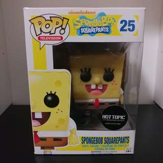 Funko Pop! Television Spongebob Squarepants - Spongebob Squarepants #025