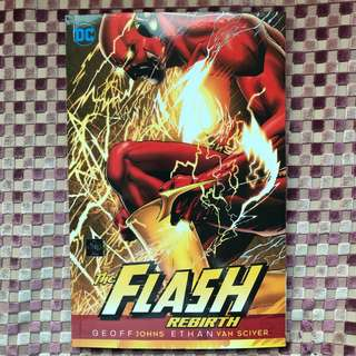 DC Comics: Flash Rebirth