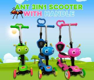 Ant Scooter