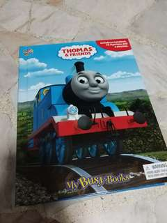 Assorted children's book Thomas & Friends interactive set
