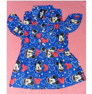 dress sabrina mickey mouse