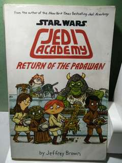 Star Wars Jedi Academy: Return of the Padawan