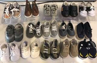 Bnew Branded Baby Boy Shoes