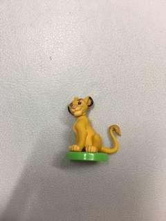 獅子王 扭蛋 迪士尼