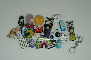 1 set pin