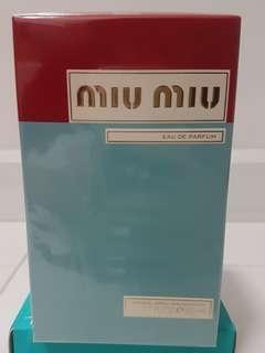 Miu Miu Eau De Perfum