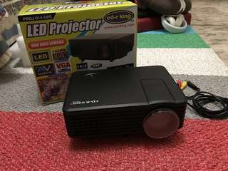CDR KING Projector