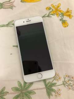 iPhone 6, silver, 64gb - phone only