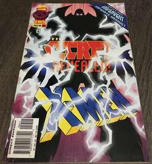 Marvel X-Men #54 - Onslaught revealed