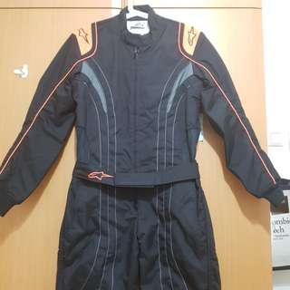 NEW! Karting Suit - Alpinestars KMX-5 CIK-FIA Approved