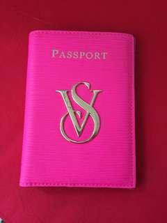 AUTHENTIC Victoria's Secret Passport Holder