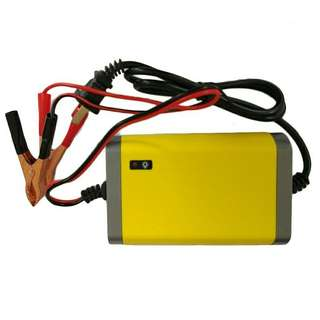 Motorcycle Car Battery Charger