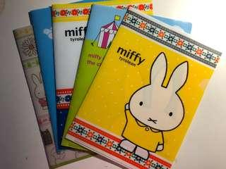 Miffy - A4 Folder
