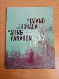 Si Tatang at mga Himala ng Ating Panahon By Ricky Lee