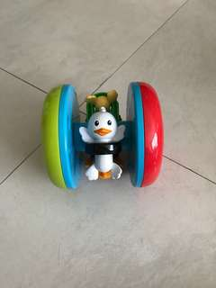 Playskool crawler