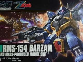 高達 Gundam 模型 HGUC BARZAM