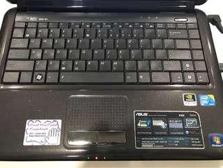 ASUS Laptop K40i