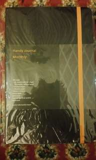 Handy Journal - Monthly