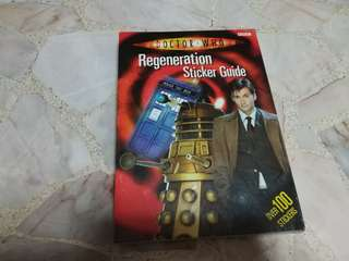 Assorted Children Books Doctor Who
