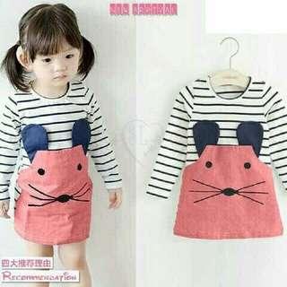 Katty dress kid