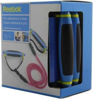 Aibi x Reebok resistance tubes