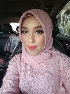 Jasa makeup, hairdo, hijabdo (tangerang, banten, jakarta)