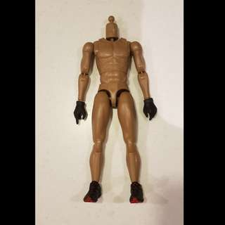 1/6 Easy & Simple Body with matching Gloved Hands & Boots