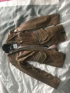 Rudsak leather jacket womens