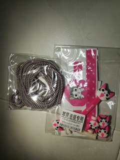Usb data wire line protector (cat)
